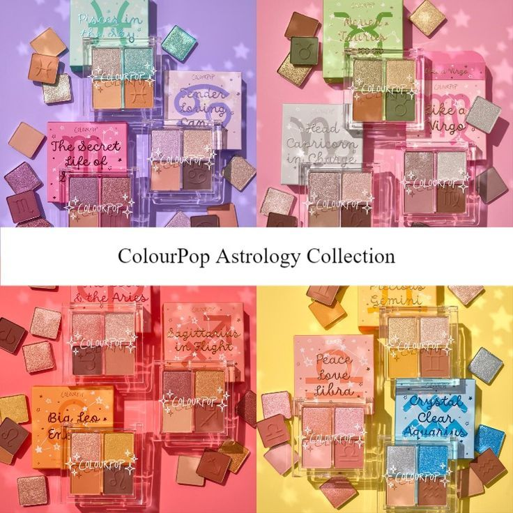 ColourPop Astrology Collection