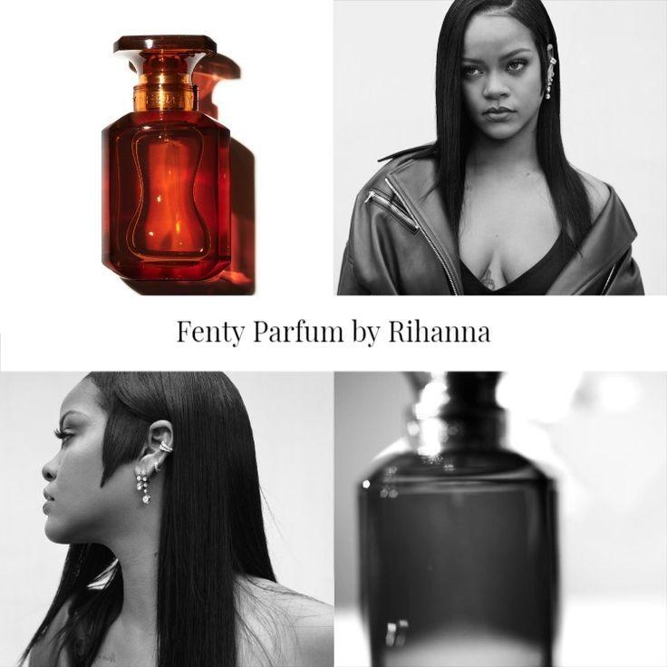 Sneak Peek! Meet the new Fenty Parfum by Rihanna