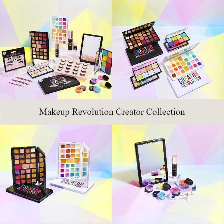 Makeup Revolution Creator Collection