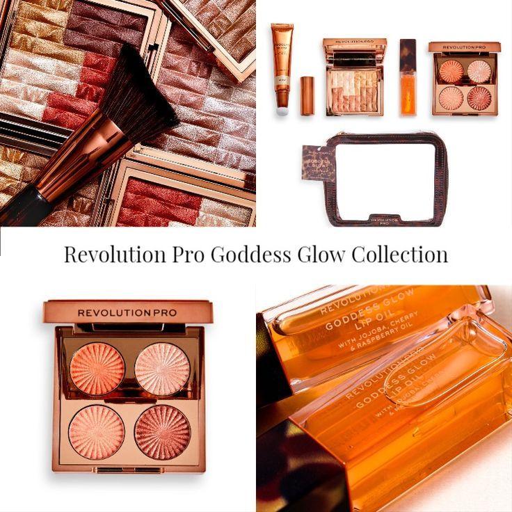 Revolution Pro Goddess Glow Collection