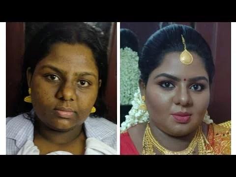 HD Hindu wedding make-up