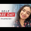 A Self Care Day With Me   Hair Care Routine   Anushka Sen