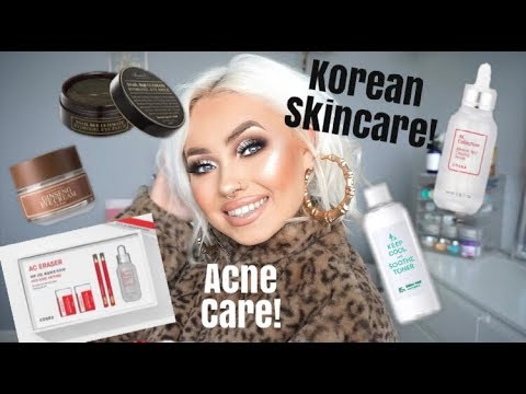 Testing KOREAN Skincare From YesStyle! What's Real, What's No longer