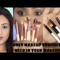 Make-up brushes and their uses (Novices particular)  Glance & Face Make-up Brush Location assortment 2020 ||