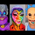 In point of fact Loopy Make-up Artwork I Chanced on On TikTok | Upsetting Make-up Tutorials
