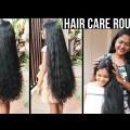 HAIR CARE SECRETS UNVEILED   LONG HAIR   SECRET HAIR OIL HOMEMADE   HAIR CARE   TAMIL VLOGS