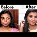 Marriage ceremony Guest Makeup Tutorial On Darkish Acne Susceptible Skin � Using Simplest Practical Products 🤩 தமிழில�