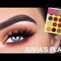 Juvia's Situation The Masquerade Mini Eyeshadow Palette | Summer season Bronze Gape Makeup Tutorial