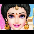 Indian marriage ceremony makeup salon and procuring mall  lady icy video games  @Dapper Gamer   Android gameplay