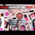 5 Minute Face Make-up !! Like a flash Make-up !! 5 Minute Make-up On Face !! Like a flash & Easy Face Make-up !!