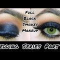 Wedding ceremony Series share Three | Beefy Dusky smokey glance make-up easy tutorial for beginners | Jia Right here
