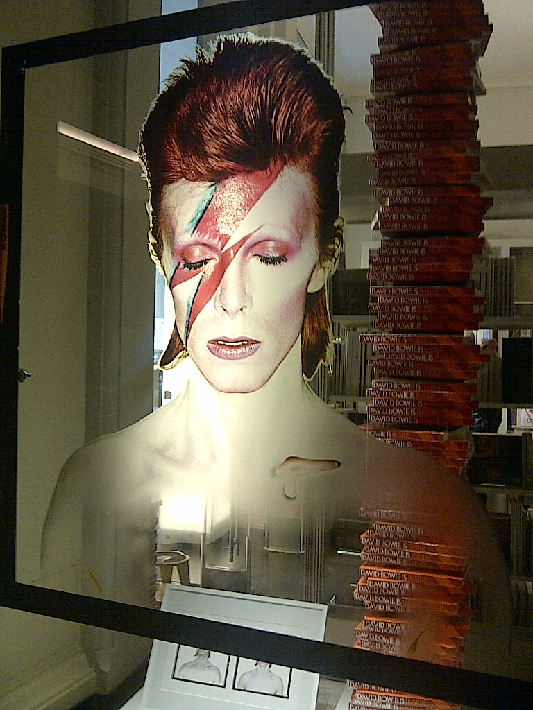 David Bowie Is... at the V&A