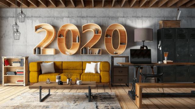 decorul casei in 2020