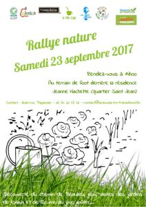 Fête des possibles 2017 aux jardins partagés et Rallye nature @ Jardin de l'Ecume du Jour  | Beauvais | Hauts-de-France | France