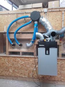 Ateliers d'éco-construction 2018 - L'humidité, la qualité de l'air et pose d'une VMC en pratique @ Beauvais