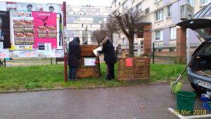 compost  en pied d'immeuble à St Lucien @ Site de compostage St Lucien | Beauvais | Hauts-de-France | France