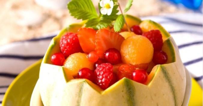 accord mets vin melon dessert beaux-vins blog