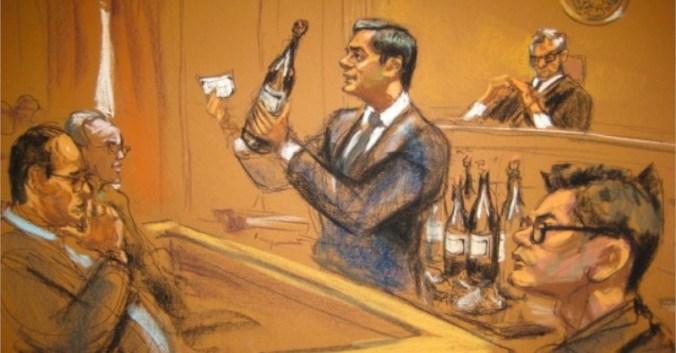 blog vin Beaux-Vins oenologie dégustation rudy kurniawan justice faussaire vin