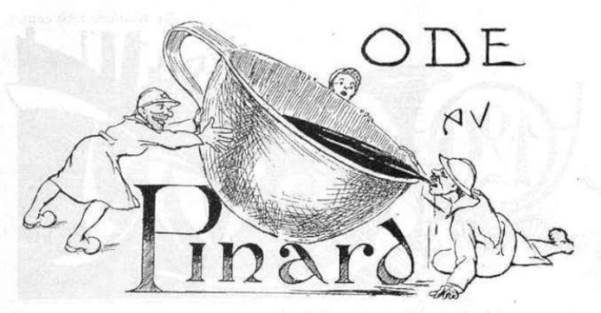 Blog vin beaux-vins oenologie dégustation père pinard guerre