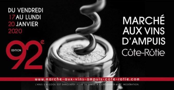 Blog vin Beaux-Vins evenements dégustation oenologie sortie marche vins cote rotie ampuis
