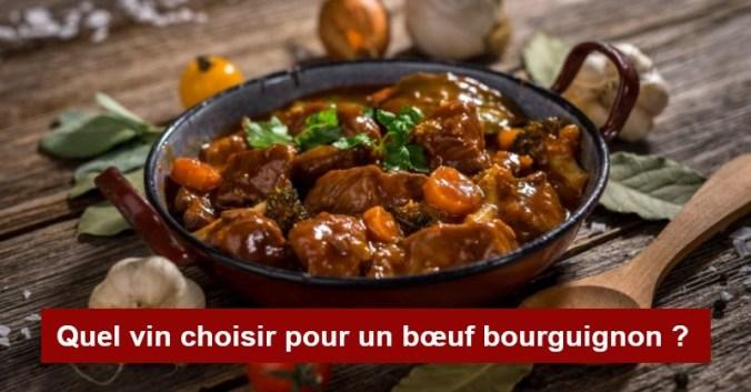 Blog vin Beaux-Vins dégustation oenologie accord mets vins boeuf bourguignon