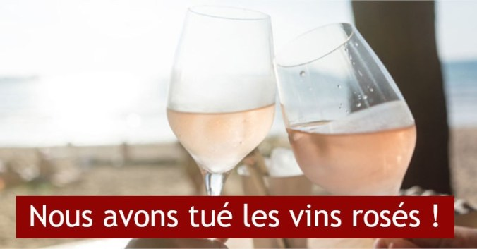 blog beaux-vins vin rose clair
