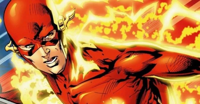 blog vin super-heros the flash