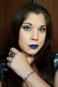 blue lips and eyes 1