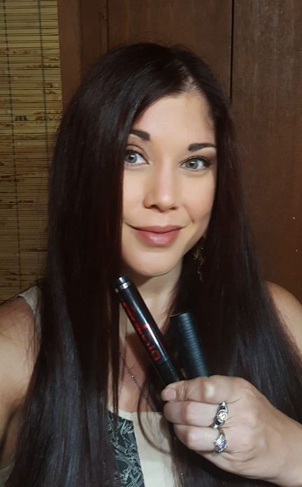 1aaa7ec105e Wearing Buxom Big Tease mascara and Big & Sexy Bold Gel Lipstick in Matte  Sinful Cinnamon