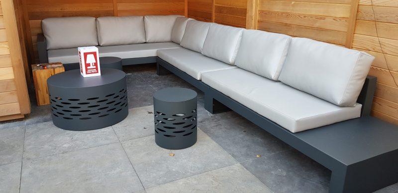 Loungesets - Aluminium - Allure