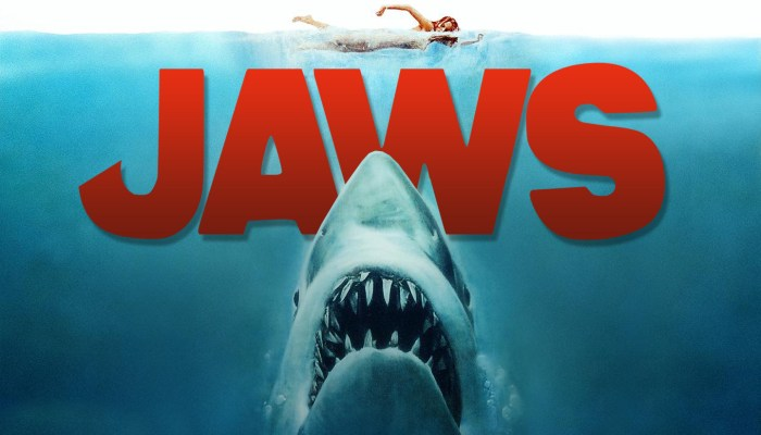 Jaws is real, but a lot more lethargic