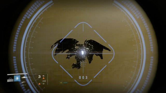Oryx Hard Mode Challenge Completion