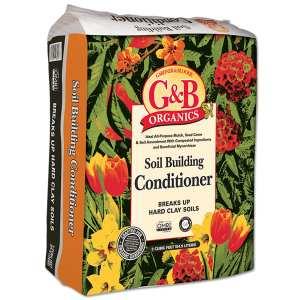 G&B Organics Soil Building Conditioner