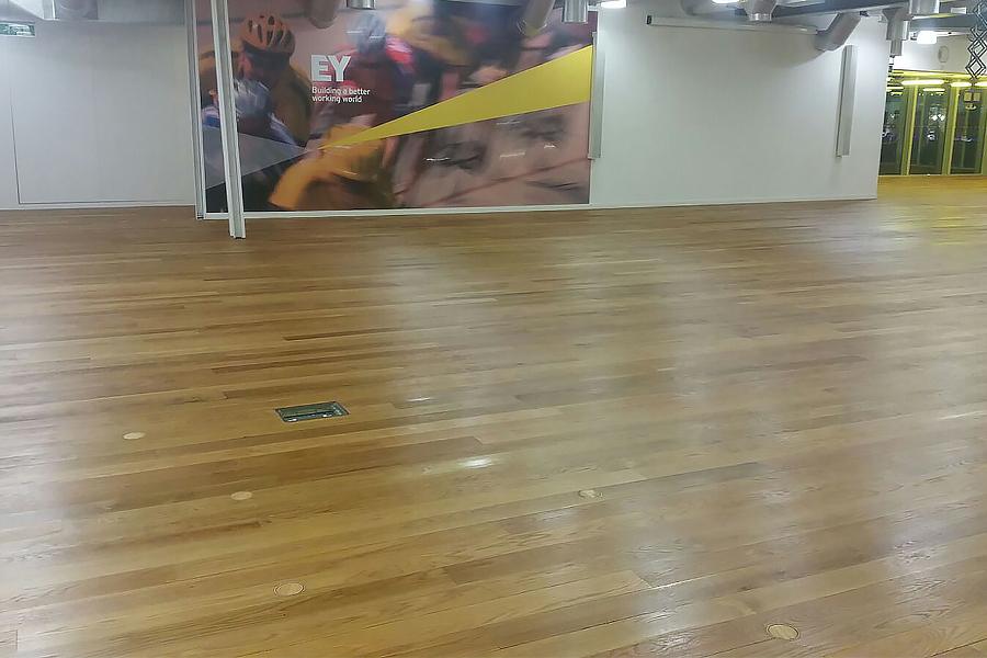 Wood Floor Restoration Services