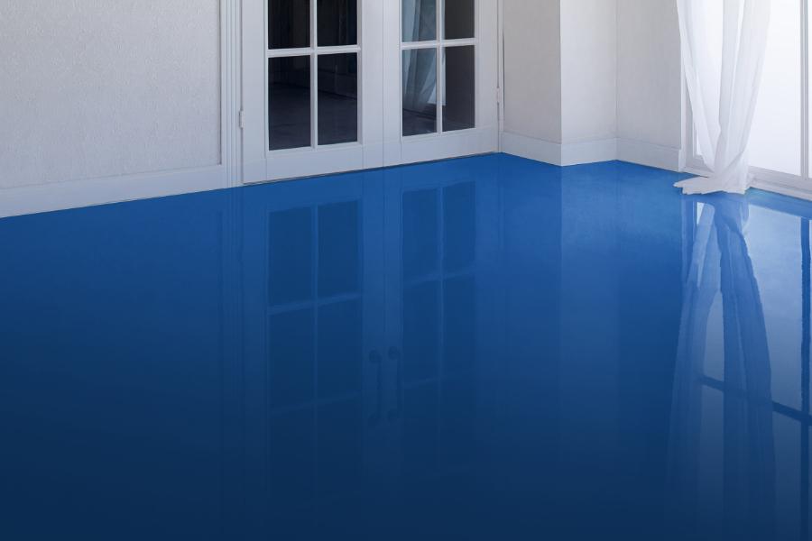 Re Coloured Floor