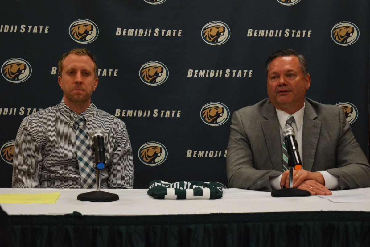 Kevin Ulmer Introduced As New BSU Volleyball Coach The