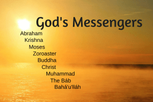 list of God's Messengers