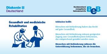 Gesundheit und medizinische Rehabilitation