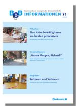 Cover BeB Informationen 71