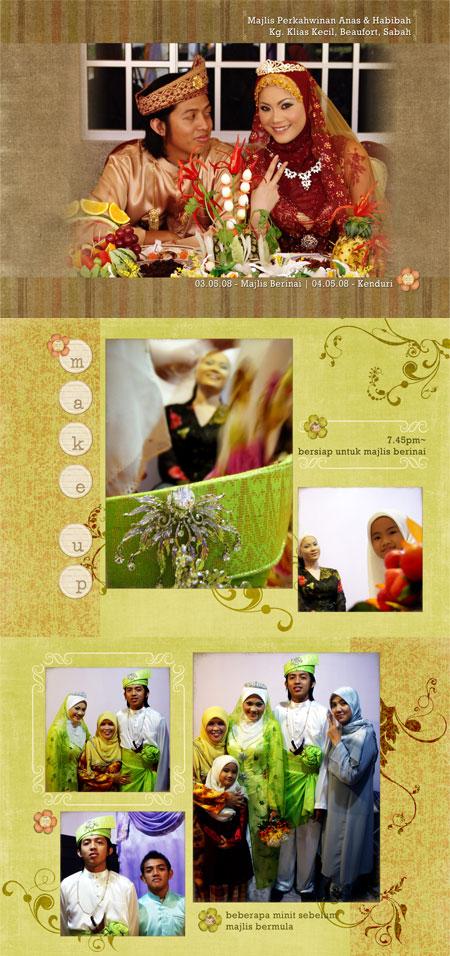 photobook kahwin