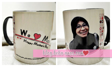 custom design mother's day mug