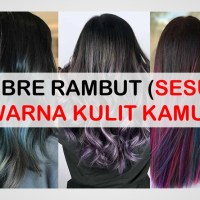 Ombre Rambut