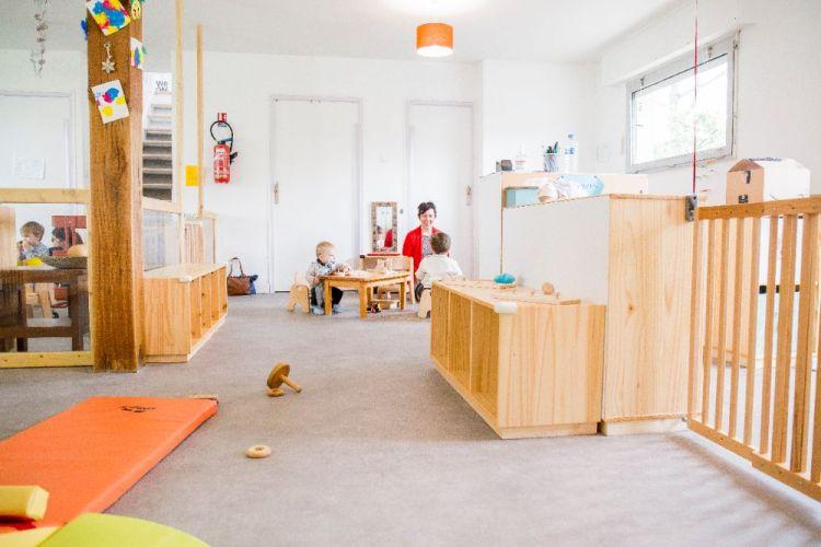 Bébé Breizh Montessori Micro Crèche Montessori à Rennes