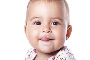 El sentido del gusto del bebé - Bebecool