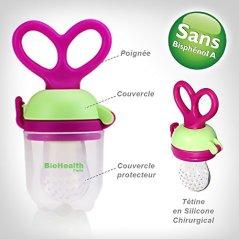 Nibbler para bebés para la transición alimentaria