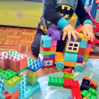 Lego Duplo.