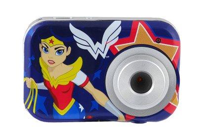 Cámara infantil Wonder Woman