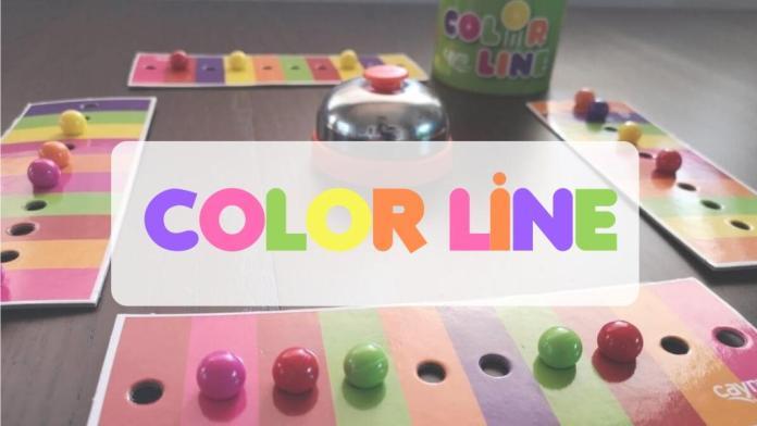 reseña cómo se juega Color Line Cayro