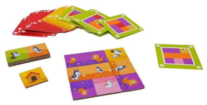 mindo juego 3x3 gatos