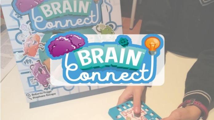 portada reseña como se juega al juego de mesa Brain Connect de Mercurio